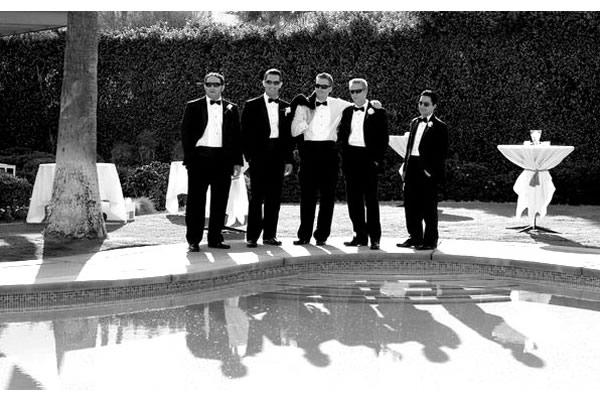 weddings at frank sinatra u0026 39 s original palm springs estate