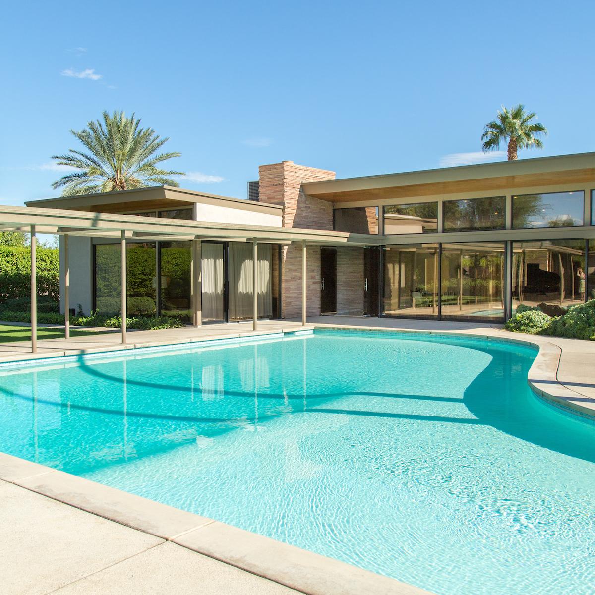 Frank Sinatra S Original Palm Springs Estate Sinatrahouse Com